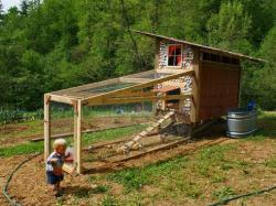 Pike chicken coop build diy 1