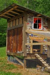 Pike chicken coop build diy 2