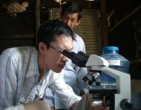 Recherche microscope
