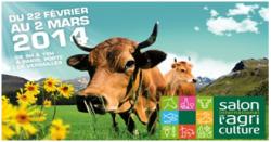 Salon agriculture 2014