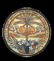 Volcani center aro logo